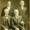 4 of Elder Allen Hunter's sons