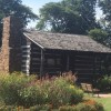 Emmanuel Hunter's Cabin at John A. Logan College