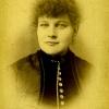 Emma Cox Hunter, wife of John Jacob Hunter