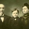 Lafayette, Carl Lee, & Nora Wells Hunter