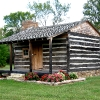 Manual Hunter's Log home built in 1818