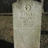 Jacob Hunter Cemetery-Manual Hunter Marker