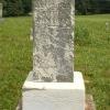 Richard Peebles Lee grave marker