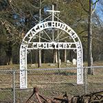 Jacob Hunter Cemetery